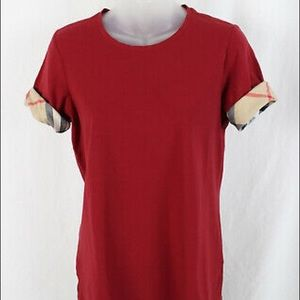 Authentic women's Burberry shirt!